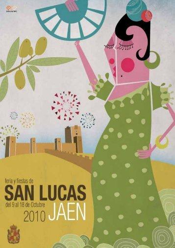Programa de la Feria de San Lucas. - Ayuntamiento de Jaén