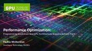 warp - GPU Technology Conference