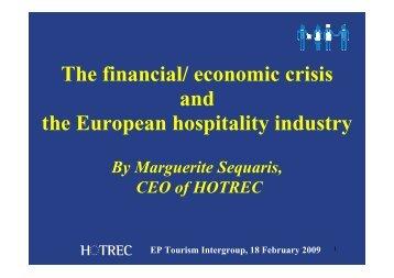 HOTREC presentation 18.2.2009 - ENAT   European Network for ...