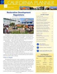 Restorative Development Regulations - Rangwala Associates