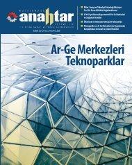 Ekim 2012 Sayı:286 - Verimlilik Genel Müdürlüğü - Bilim, Sanayi ve ...