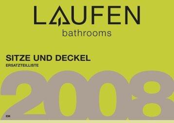 25326 Ersatzteil Sitz-Deckel - Laufen