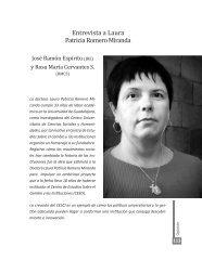 Entrevista a Laura Romero Miranda - Publicaciones.cucsh.udg.mx ...