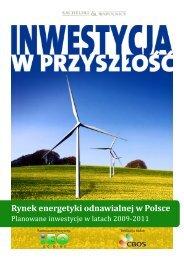 Rynek Energetyki Odnawialnej w Polsce - Infor