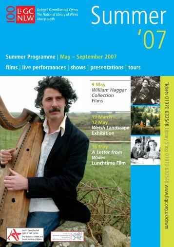 Summer Programme May