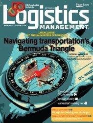 Logistics Management - September 2011