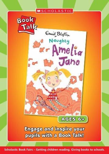 Naughty Amelia Jane - Scholastic