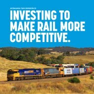 Download this information in PDF format - Australian Rail Track ...