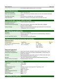 SIKKERHEDSDATABLAD Isola Tagprimer - Page 2