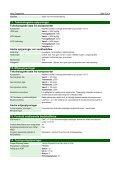 SIKKERHEDSDATABLAD Isola Tagprimer - Page 3