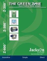 Z-200 - Jackson Systems