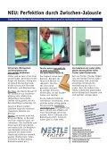 Energiespar-Fenster mit Zwischen-Jalousie - HOLZWEG.CH - Seite 6