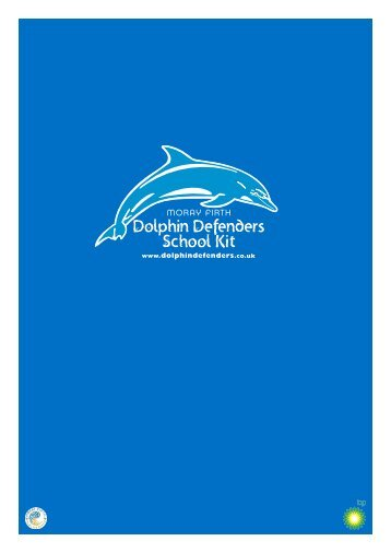 Dolphin Defenders worksheets - Moray Firth Partnership
