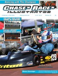 Read More (pdf 1.94mb) - Chase'n Race'n Illustrated