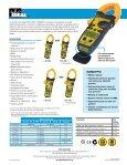 Pinzas amperimétricas comerciales e industriales TightSight® - Page 2