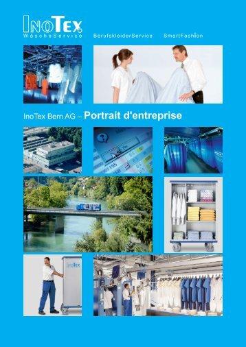 Chiffres & faits ( 3'576KB) - InoTex Bern AG