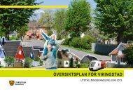 ÖVERSIKTSPLAN FÖR VIKINGSTAD - Weblisher