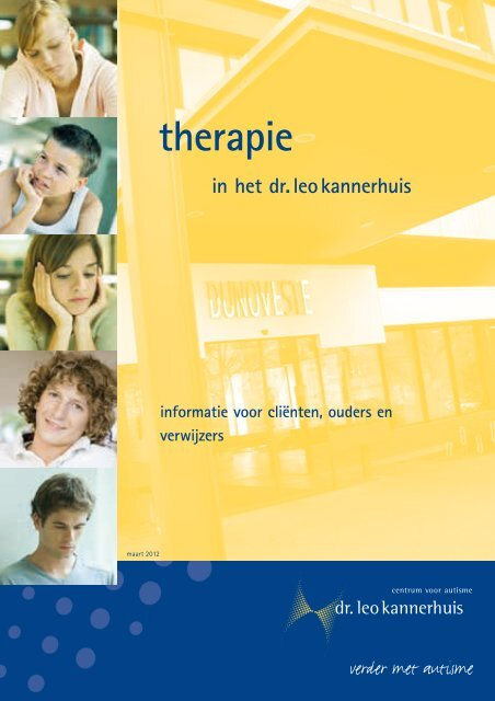 therapie - Dr. Leo Kannerhuis