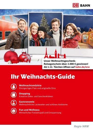 Ihr Weihnachts-Guide