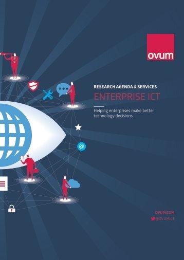 Ovum-Enterprise-ICT-2014-Research-Agenda