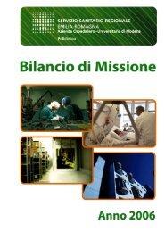 Versione Integrale - Policlinico di Modena