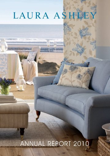 Annual Report 2010 - Laura Ashley