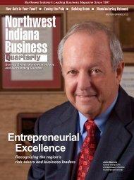 Winter 2012 - Northwest Indiana Business Quarterly Magazine