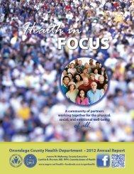 2012 Annual Report FINAL.pub - Onondaga County