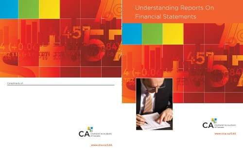 Understanding Reports On Financial Statements - Canadian ...