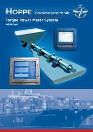 Torque Power Meter System