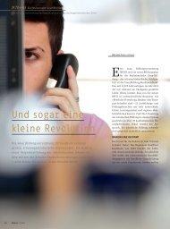 Pressetext Folio - neue BIVO Kaufleu... - Wirtschafts- und ...