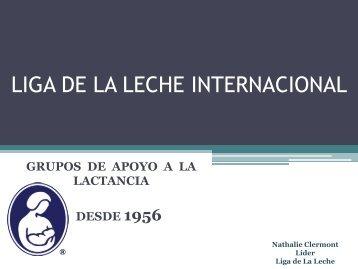 Reunión madres interesadas en LLLI - Chile Crece Contigo