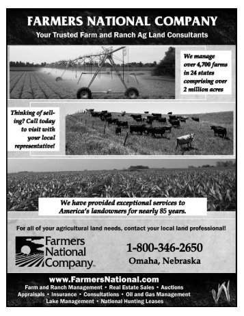 the 2013 Sponsorship Ads - Nebraska Simmental Association