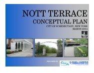 Nott Terrace Conceptual Plan - Capital District Transportation ...
