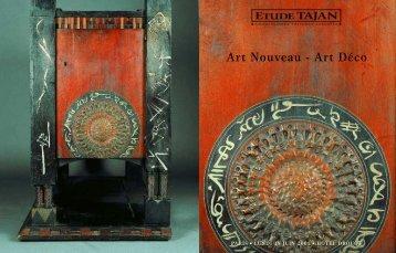 Art Nouveau - Art Déco