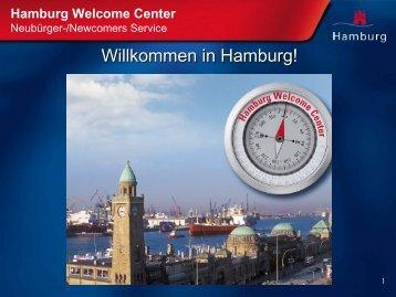 Hamburg Welcome Center