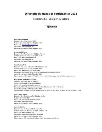 Tijuana - Descubre Baja California