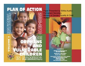 Namibian National Plan of Action for Orphans and Vulnerable ...