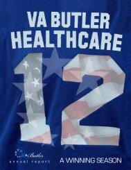 A WINNING SEASON - VA Butler Healthcare - US Department of ...