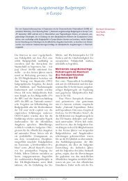 Geldpolitik und Wirtschaft Q4-05 - Nationale ausgabenseitige ...