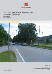 Planprogram - Drammen kommune
