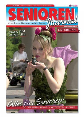 Senioren Journal 05/2012 - LeineVision.