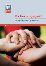 Sicher engagiert - Sachsen-Anhalt