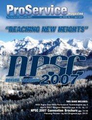 April - International Society of Certified Electronics Technicians