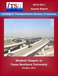 2010-2011 Annual Report.pdf - Transportation - Texas Southern ...