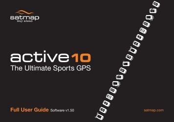 Full User Guide - Satmap