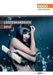HOCO - Leistenhandbuch 2014