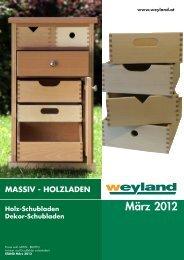 Massiv-Holzladen 2012