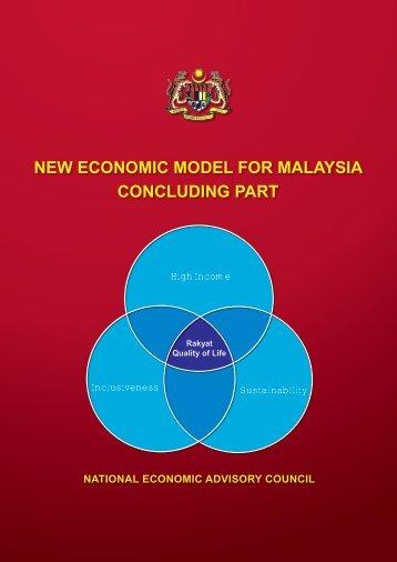 new economic policy malaysia pdf