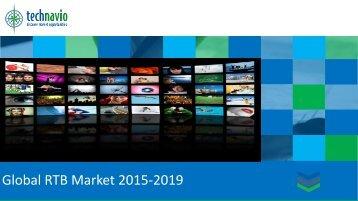 Global RTB Market 2015-2019